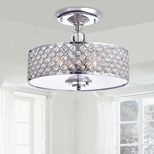 Flush Mount Chandelier Light