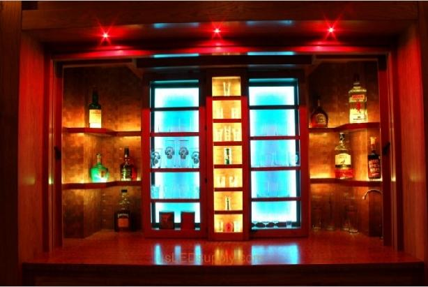 Living Room Bar