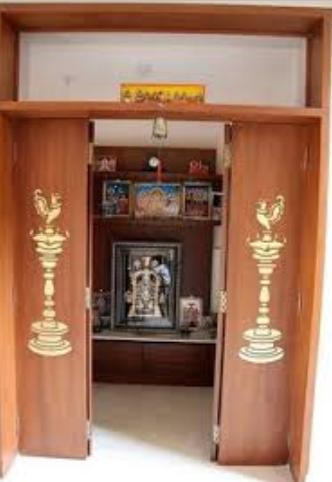 Home Temple Door Exporter From Bengaluru