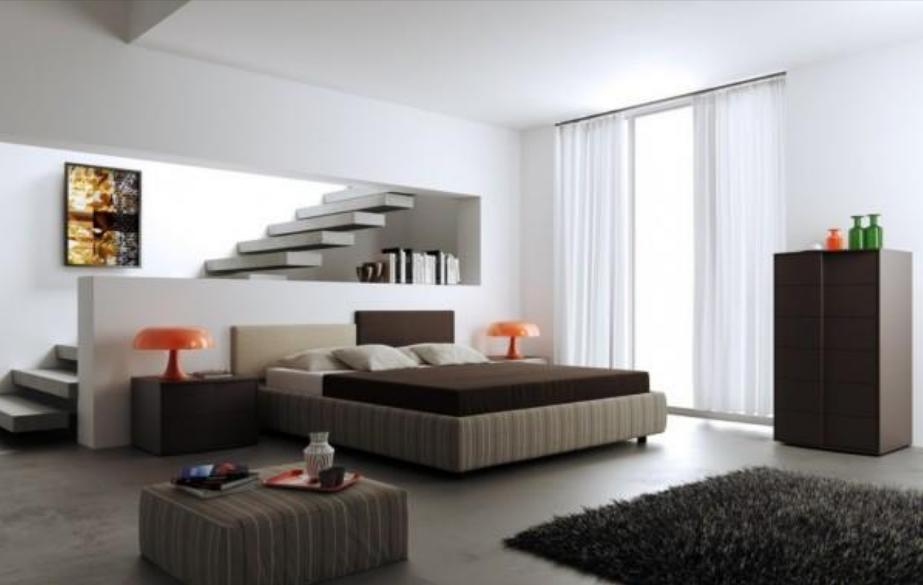 Bedroom Stairs Home Design