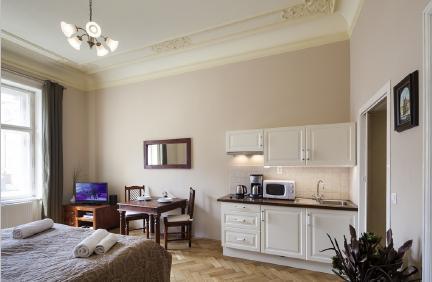 bedroom kitchen design design ideas, bedroom kitchen combo designs