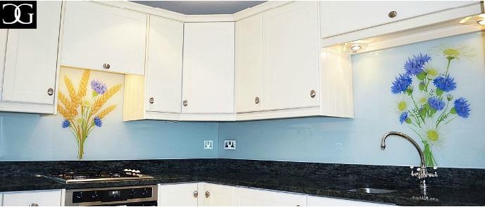 Glass Splashbacks For Kitchens, Glass Splashbacks Cost