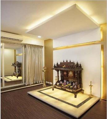 Pooja Room Glass Door Designs, Images, Pooja Room Doors in ...