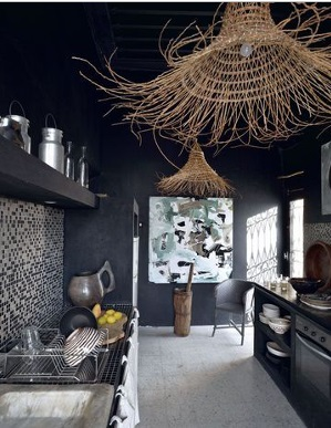 african decorating ideas for kitchen | African Kitchen Design, Decor Ideas, African Style Kitchen ...
