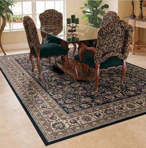 Dining Room Carpet: Dining Room Rugs Ideas, How To Choose An Area Rug For
