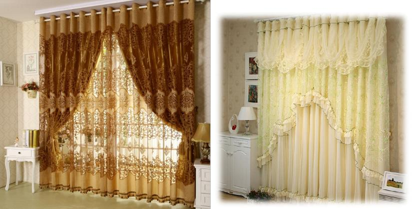 Living room curtain ideas curtain designs ideas for - Latest curtains designs for living room ...