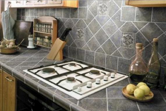 comparison of types of kitchen countertops