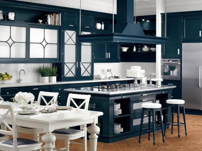 Amercian kitchen design ideas american style kitchens for American style kitchen