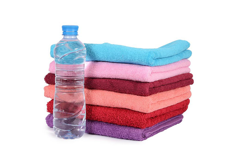 water soft towel