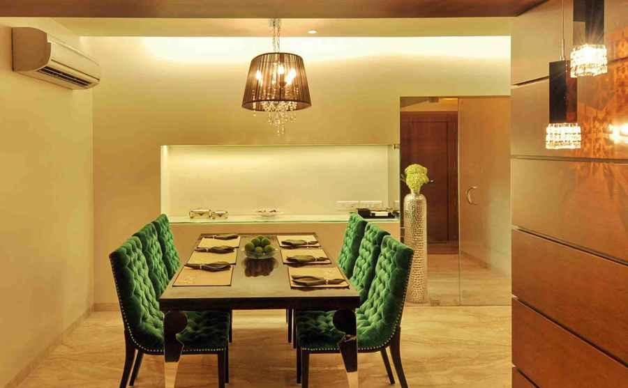 Contemporary Dining Table Design