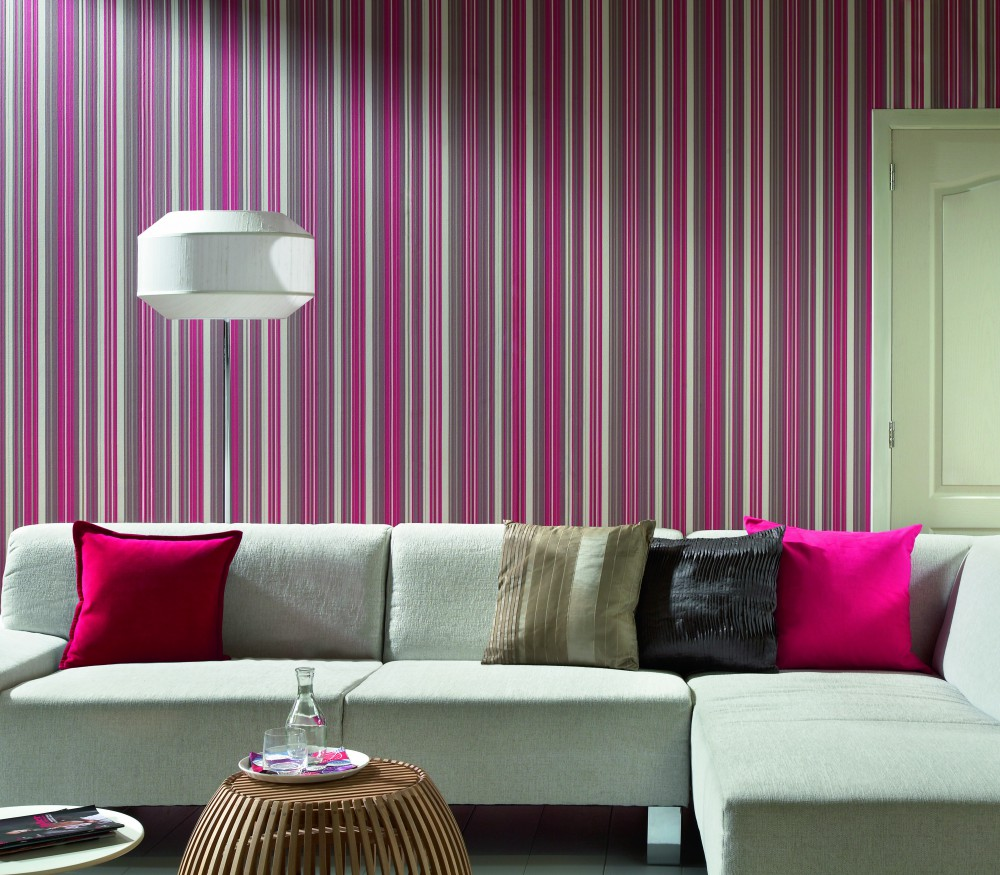Living Room Wallpaper Designs India, Living Room Wallpaper Design Ideas