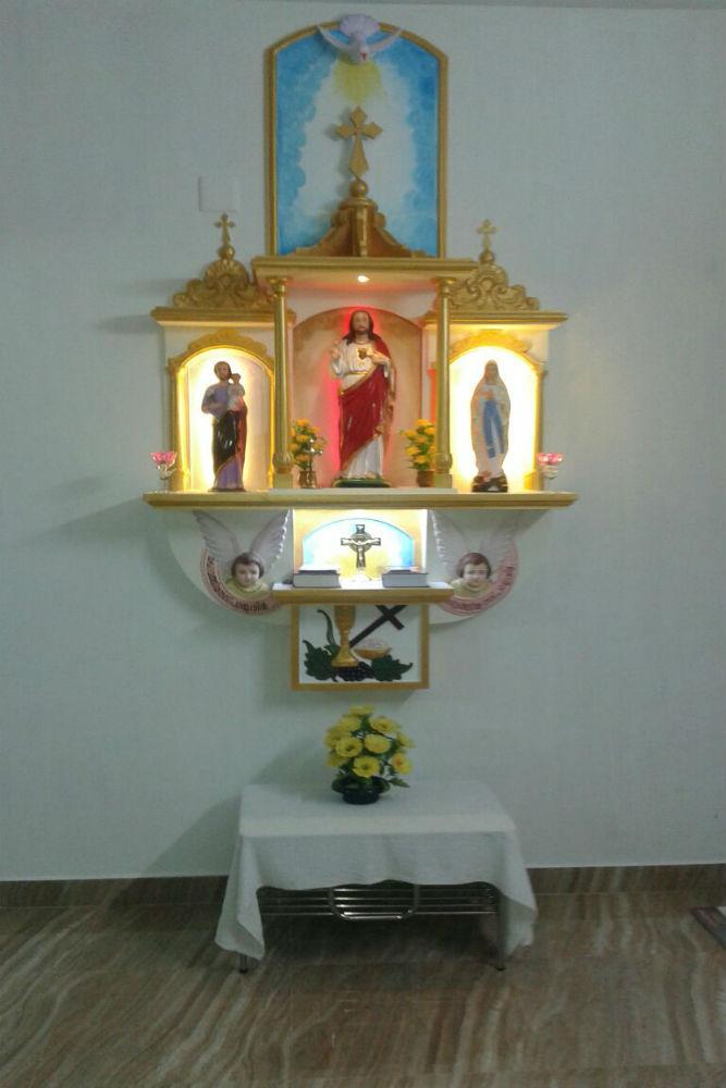 Christian Prayer Space Designs, Pictures, Model, Design Ideas