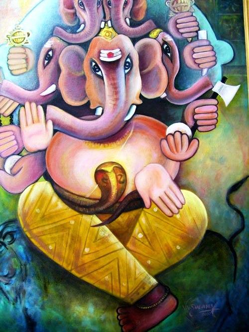 Herambha Ganapathi