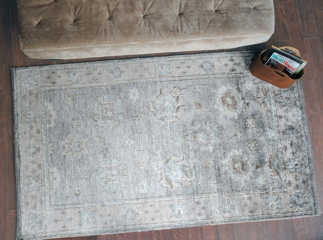 Tashi Hand-knotted Bamboo Rugs