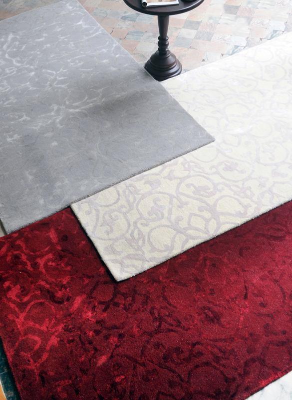 Sakura Luxury Viscose, Wool Rugs