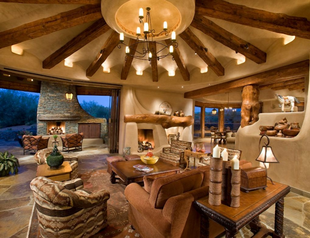 Western Interior Design Ideas Western Interior Design Ideas With