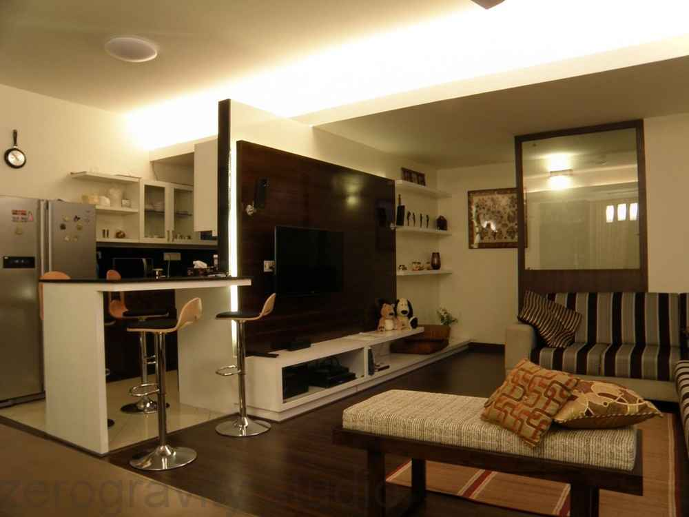 Home interior design ideas bangalore house designs bangalore for Kitchen dining area decorating ideas