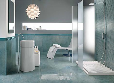 Modern Bathroom Style Residence Style Inside