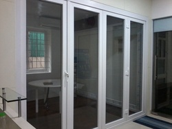 UPVC Slide and Fold or Bi-Fold Doors