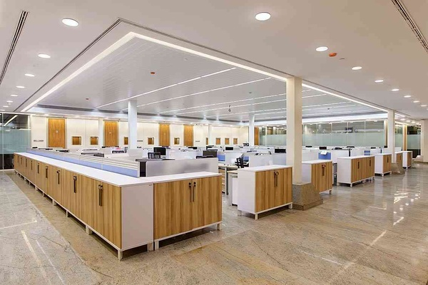 Office Design As Per Vastu By Interior Designer Mahesh Punjabi