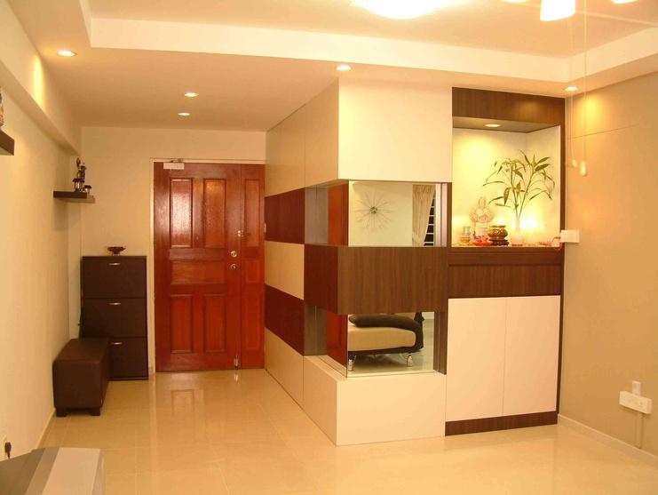 Studio Apartments By Ria Decors Pvt Ltd Interior Designer In