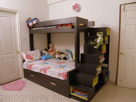 Kids Bedroom Multi-functional Bed