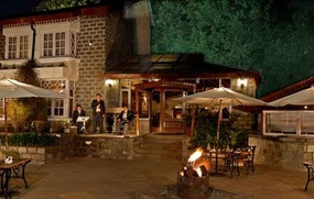 Outdoor Restaurant Design