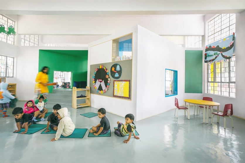 View of Classroom Nook