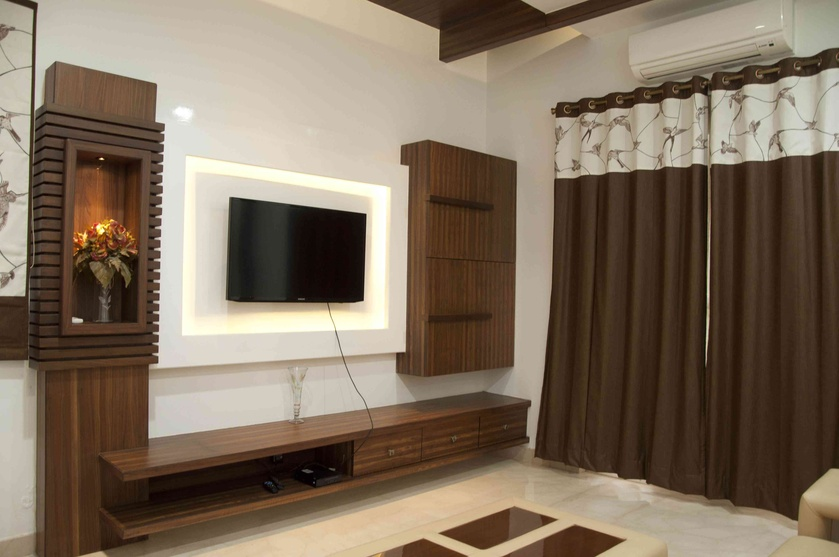 Pin by Eman Kafrawi on TV wall | Pinterest | TV unit, Puja room and Bedrooms