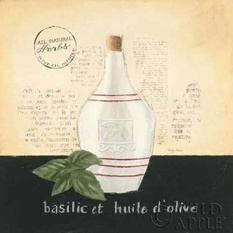 Huile d Olive III Poster