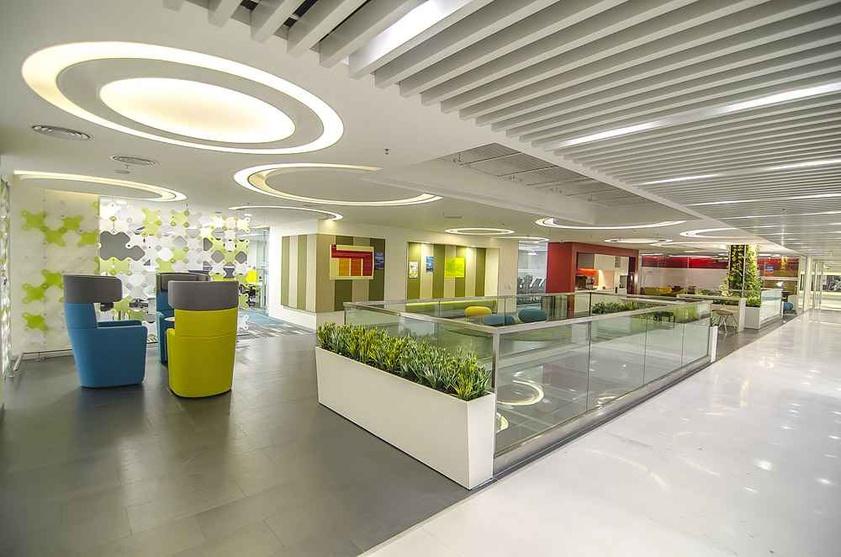 Microsoft IDC office
