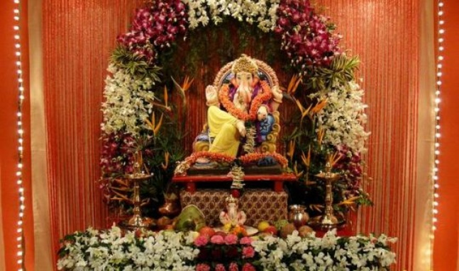 Ganesh Chaturthi Decoration Tips Ideas Ganpati Decor