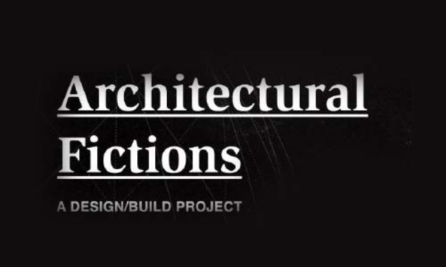Architectural fictions
