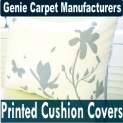 Light Printed Cushion Covers