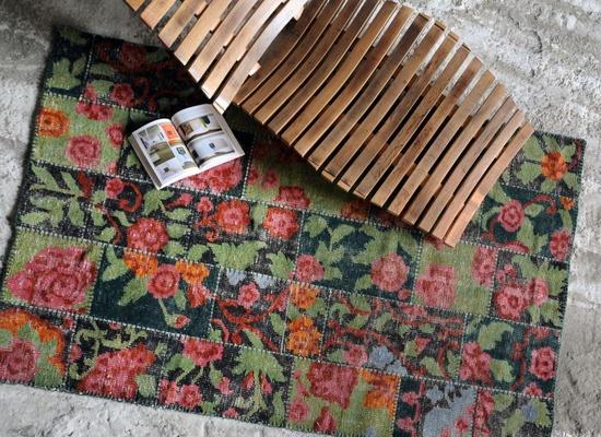 Floral Floor Rugs