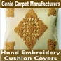 Hand Embroidery Cushion Covers