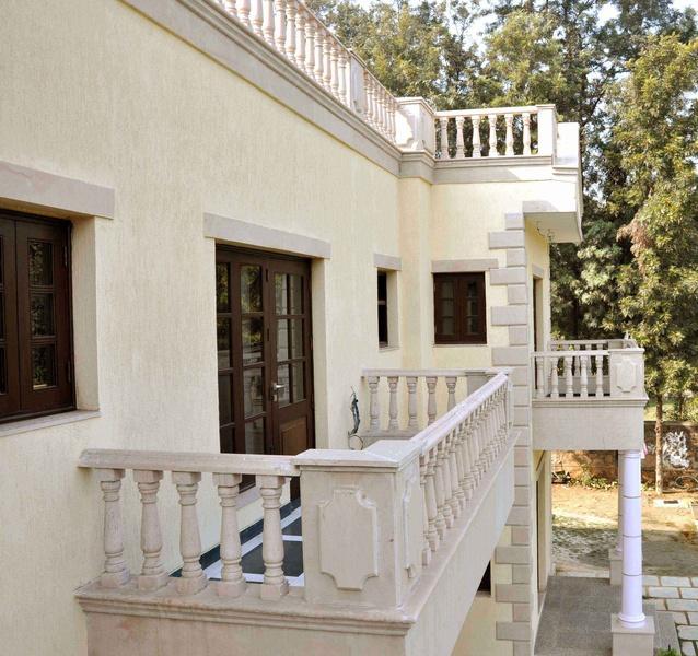 Kumar Farm House South Delhi By Horizon Design Studio