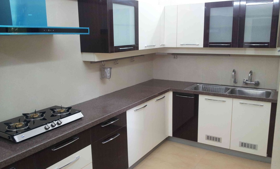 Modular Kitchen By Priyanka Dwivedi Interior Designer In Gurgaon Haryana India