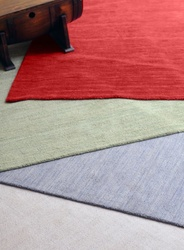 Roma Hand-woven Semi-twisted Wool Rugs