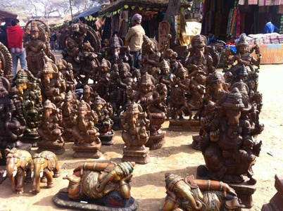 Artist's love for Ganesha shows in these idols