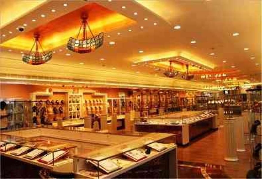 Jewellery Shop Interior Design Ideas Photos Images