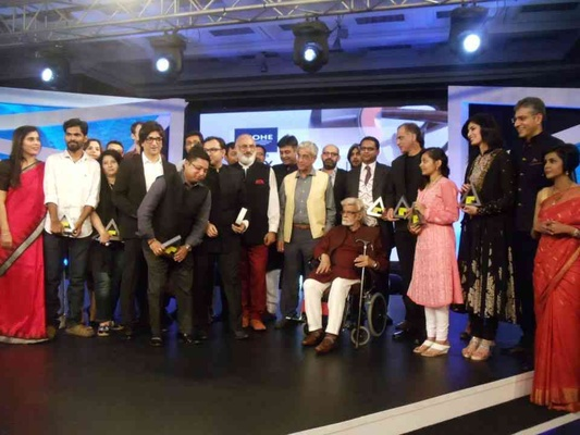 NDTV DA Award Winners 2014