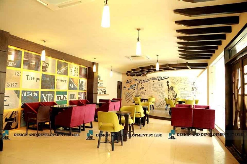 Cafe Shop Interior Design Ideas