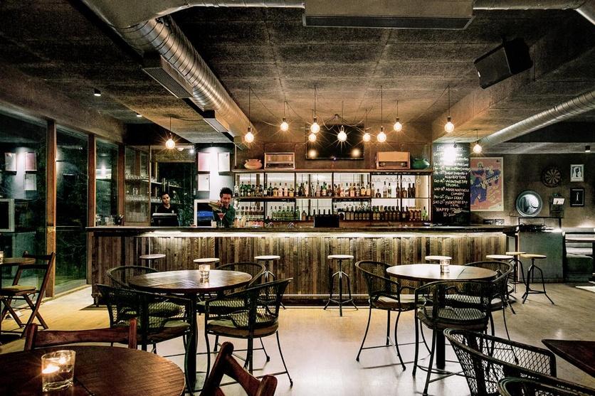 commercial bar design