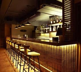 Amazing Bar Counter Interior Designer