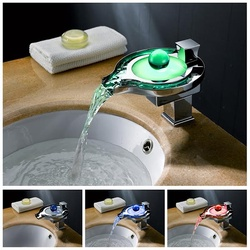 Comlux LED Basin mixer