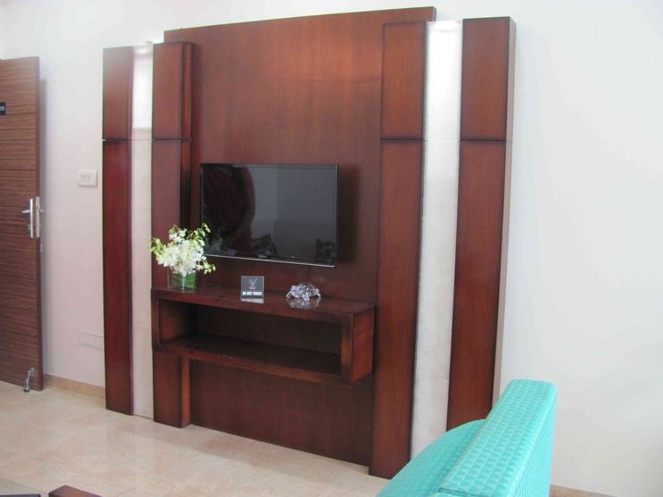 TV Unit Designs India Latest LCD TV Unit Design Ideas Photos - Bedroom design with lcd tv