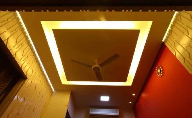 False Ceiling Design Ideas India