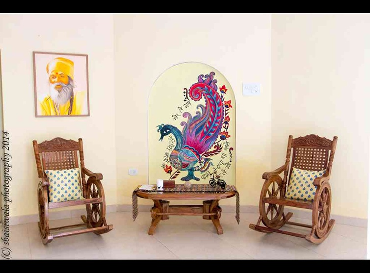 granny 39 s inn homestay by shalini baisiwala interior designer in gurgaon haryana india. Black Bedroom Furniture Sets. Home Design Ideas