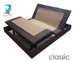 Reluxe ergomuv adjustable bed base
